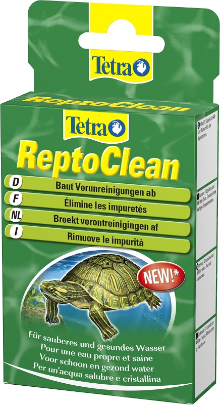 Tetra ReptoClean 12 капсул Tet-237278