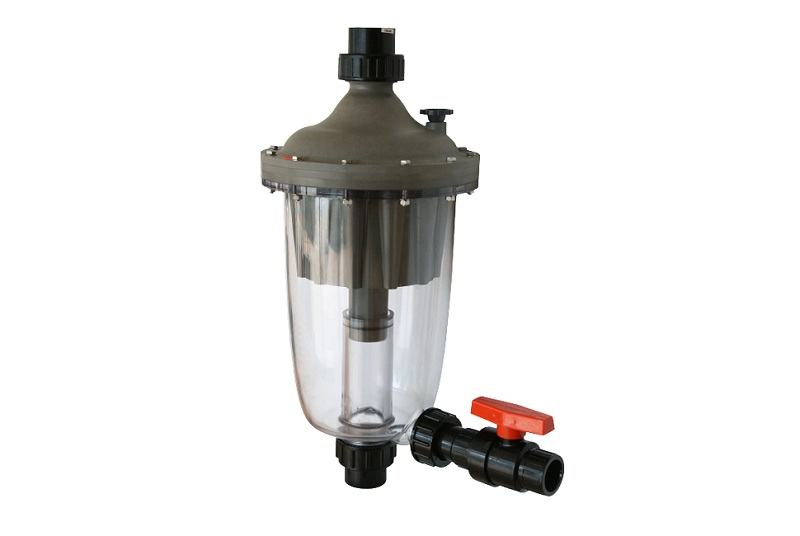 WaterCo Фильтр MC16 Multicyclone, 30 куб м/ч, 3,5 бар, для водоема до 80 куб м
